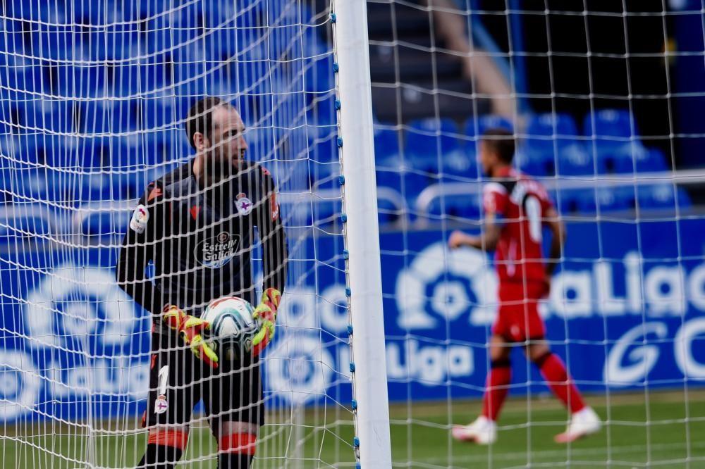 El Dépor rescata un punto ante el Rayo: 3-3