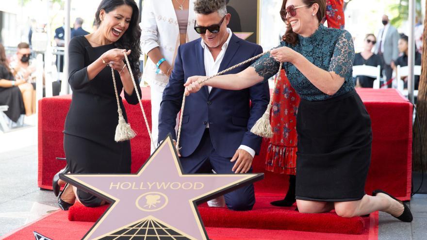 """Alejandro Sanz inaugura su estrella en Hollywood: """"Llega en el momento justo"""""""