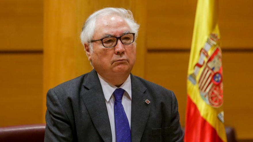 """Castells: el trato de la ley Wert al castellano """"envenenó el clima"""" en Cataluña"""