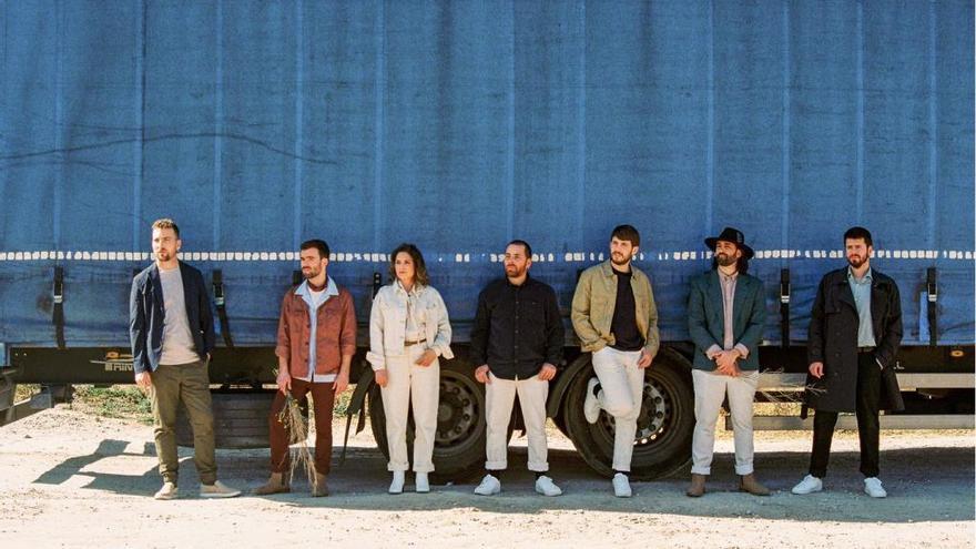Anna Gabriel recita en el nuevo disco de los valencianos El Diluvi
