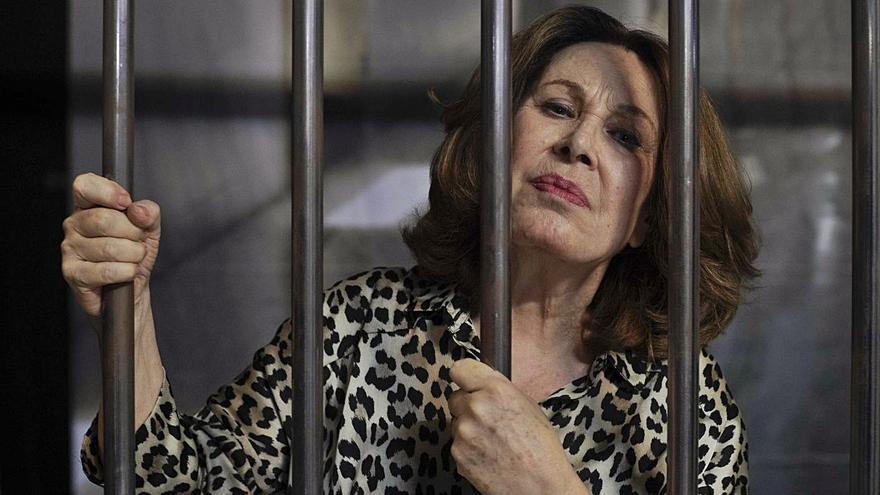 """María José Goyanes: """"Siempre le dan el Ministerio de Cultura a quien no le interesa"""""""