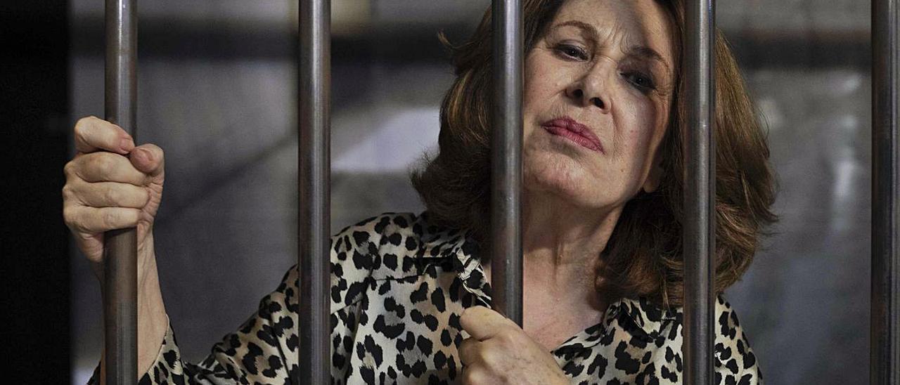 María José Goyanes protagoniza hasta el 4 de octubre en la Sala Russafa «Susan y el diablo»
