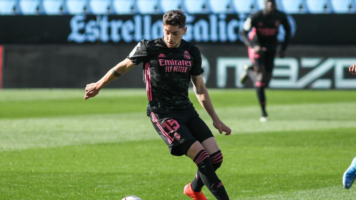 Fede Valverde, en una imagen de archivo