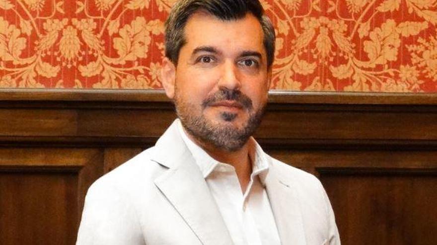 El malagueño David García Cueto, jefe de Pintura Italiana y Francesa del Prado