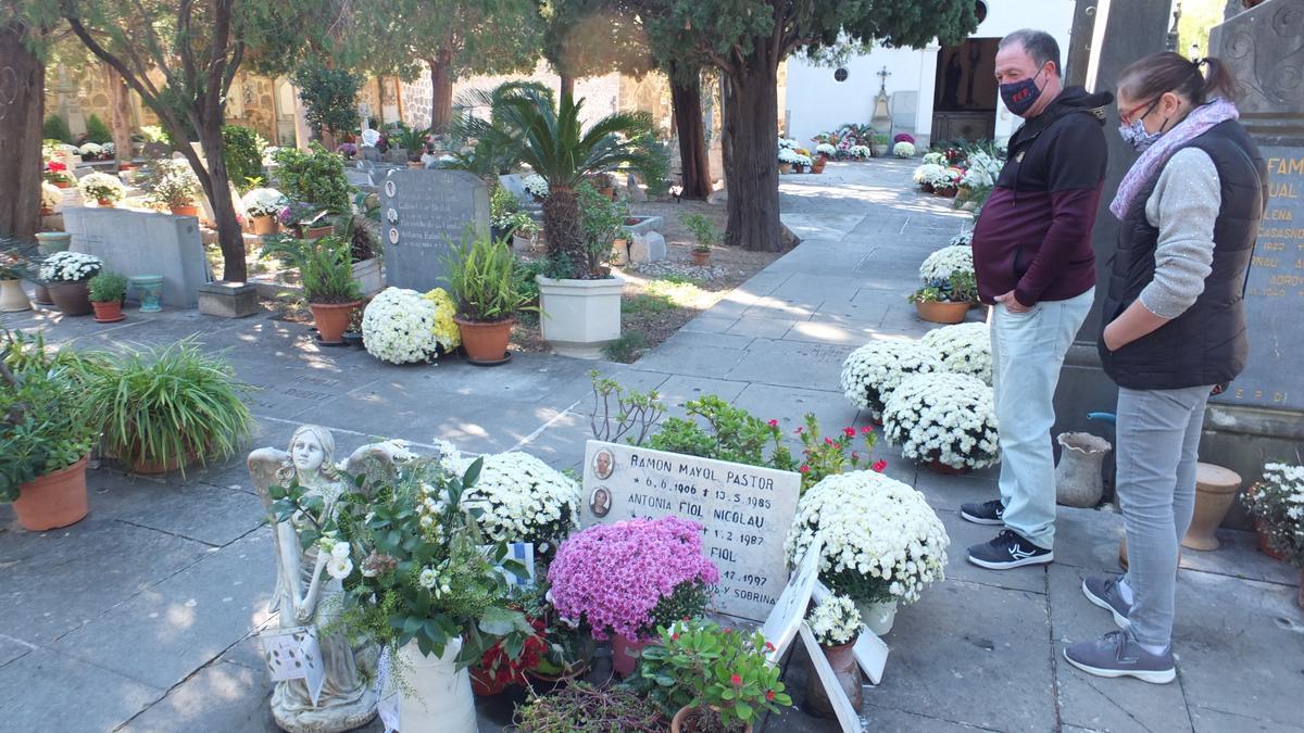 Cementerio de Sóller.