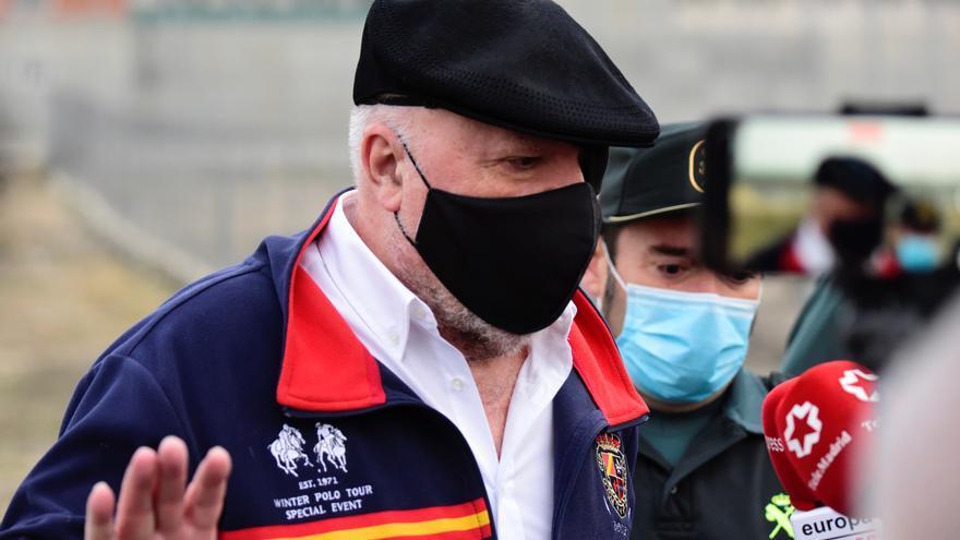Villarejo pide a la Audiencia Nacional que le devuelvan el material incautado