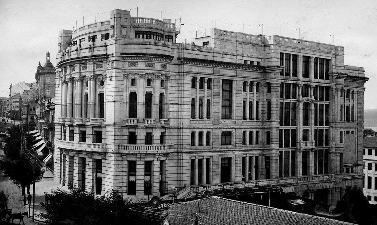 Teatro García Barbón 1920 -1936