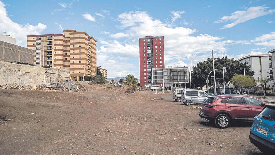 Santa Cruz planea la construcción de 88 nuevas viviendas en un terreno de Ofra
