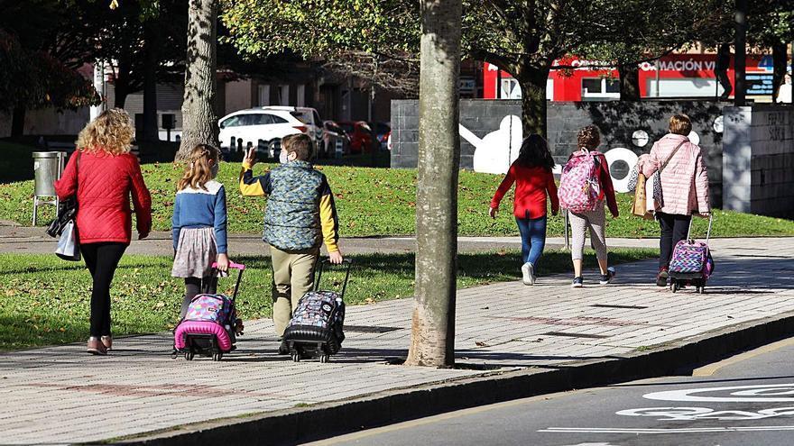 Familias y docentes se unirán al diseño de las nuevas rutas escolares a pie y en bici