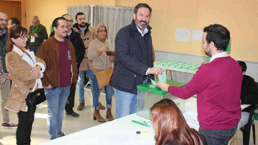 2-D Elecciones Andaluzas/La jornada electoral en la provincia