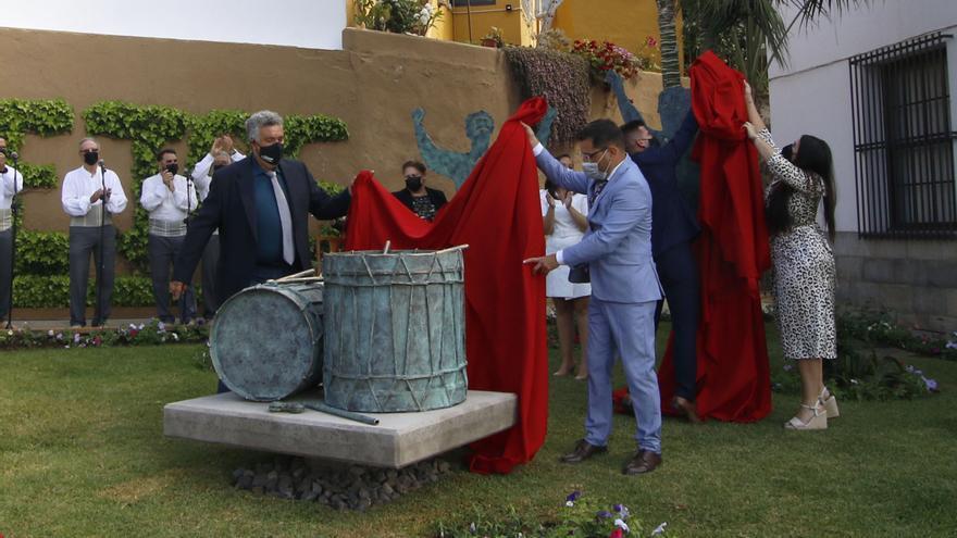 Los Realejos homenajea a Sabinosa por 51 años de vínculo festivo