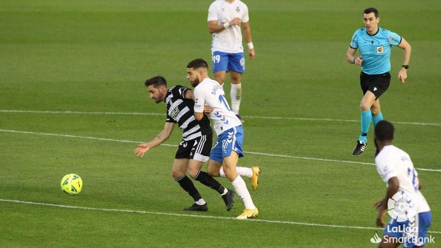 Video de los goles del CD Tenerife-FC Cartagena y resumen del partido