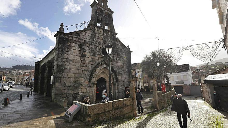 """Un San Blas """"triste"""": solo misas y sin multitudes"""