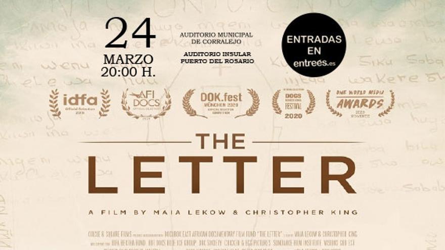 Documental The Letter