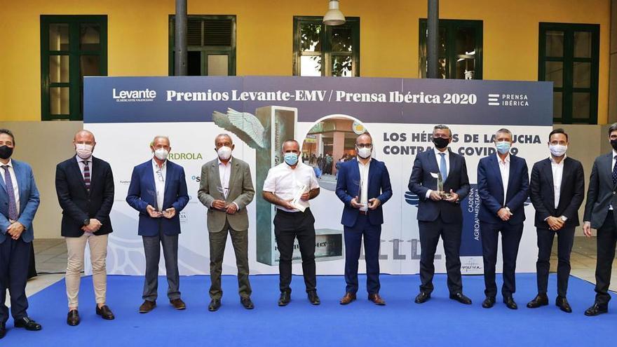 Los «héroes» que llenan las despensas valencianas