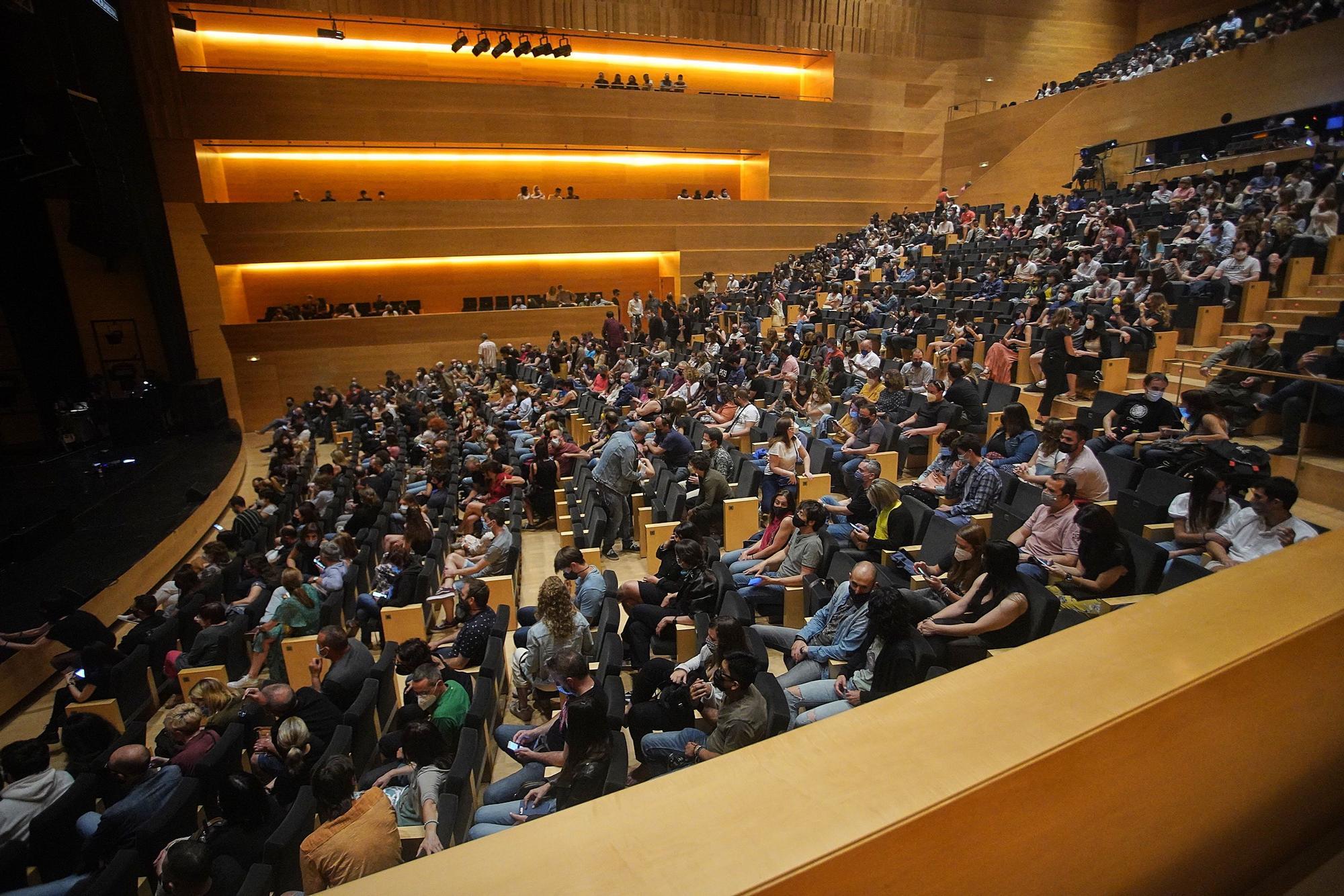 Concert de Love of Lesbian a l'Auditori de Girona