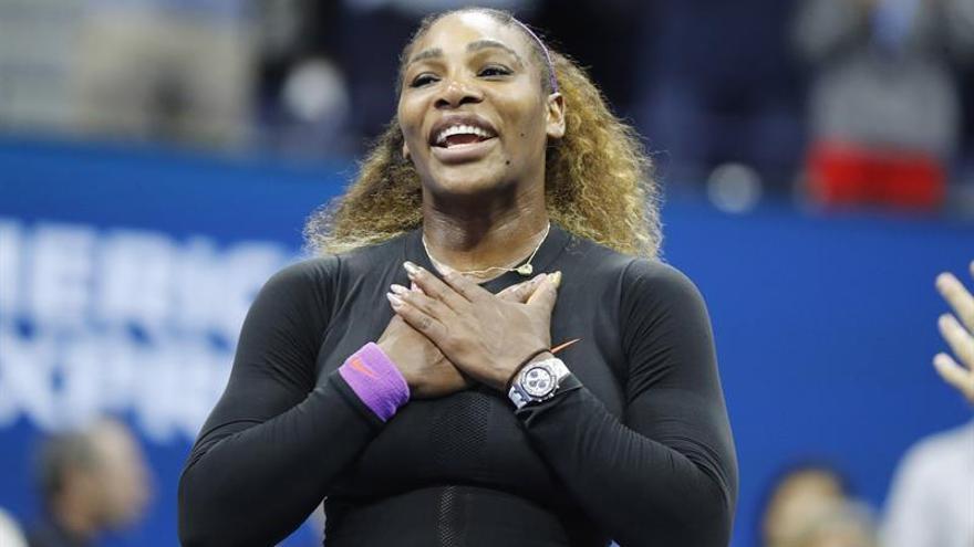 Serena buscará su 24º grande ante la debutante Andreescu