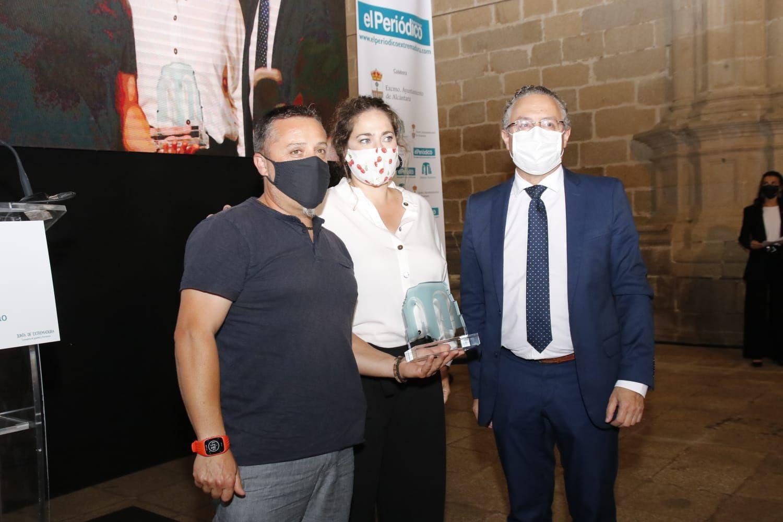 Los V Premios Turismo de El Periódico Extremadura