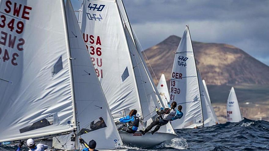 Mas y Cantero, a un paso de la victoria final en Lanzarote