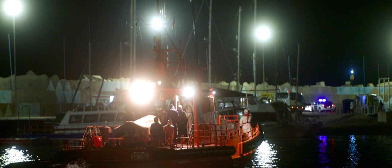 Otros 170 migrantes llegan a las costas canarias el lunes 23 de noviembre de 2020