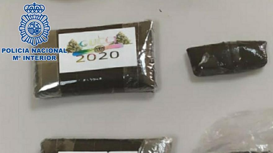 Trafica con drogas en Las Rehoyas