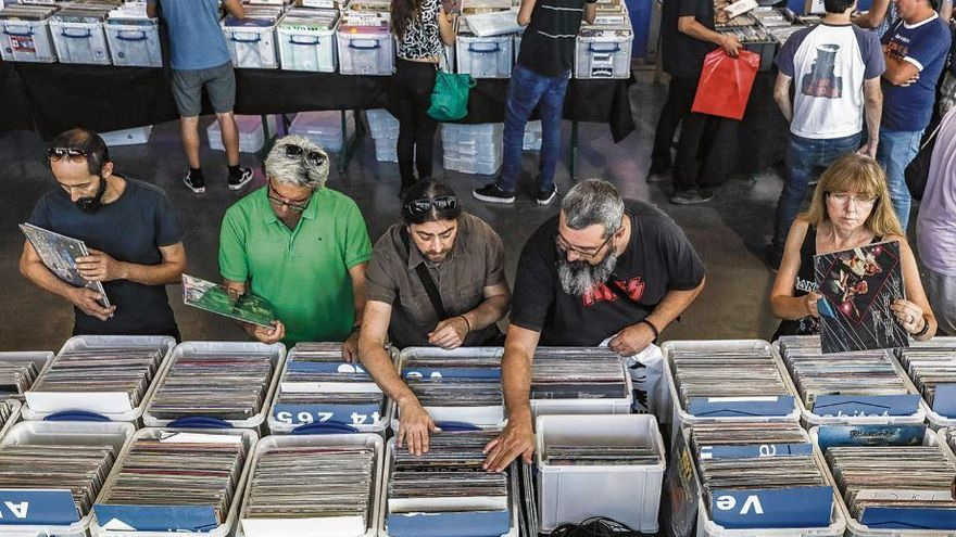 La Fira del Disc retrasa su edición a mayo de 2021 a causa de la situación sanitaria