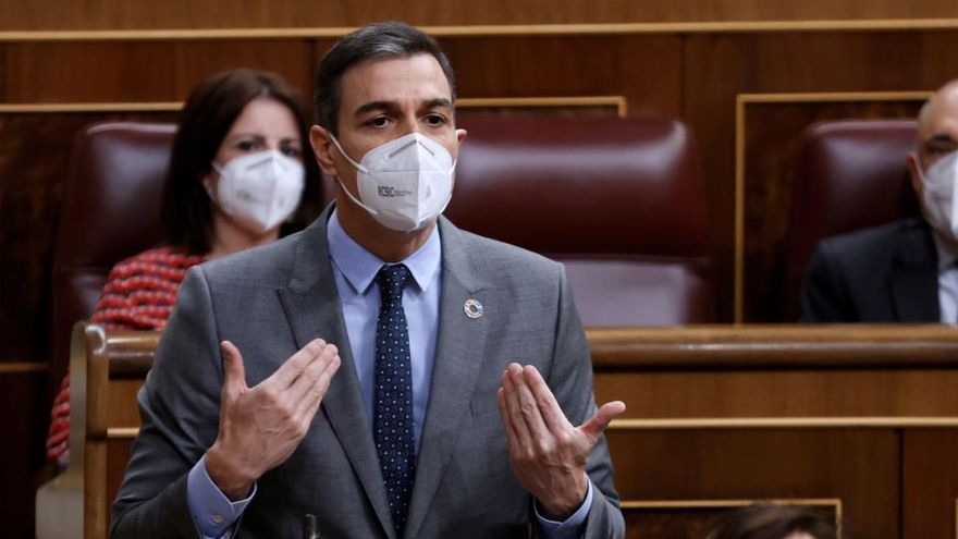 """Rufián acusa a Sánchez de priorizar """"votos por encima de vidas"""" en las elecciones catalanas"""