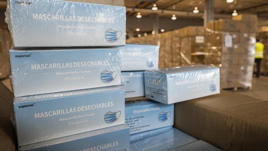 Sanidad adquirirá material sanitario por 2.400 millones