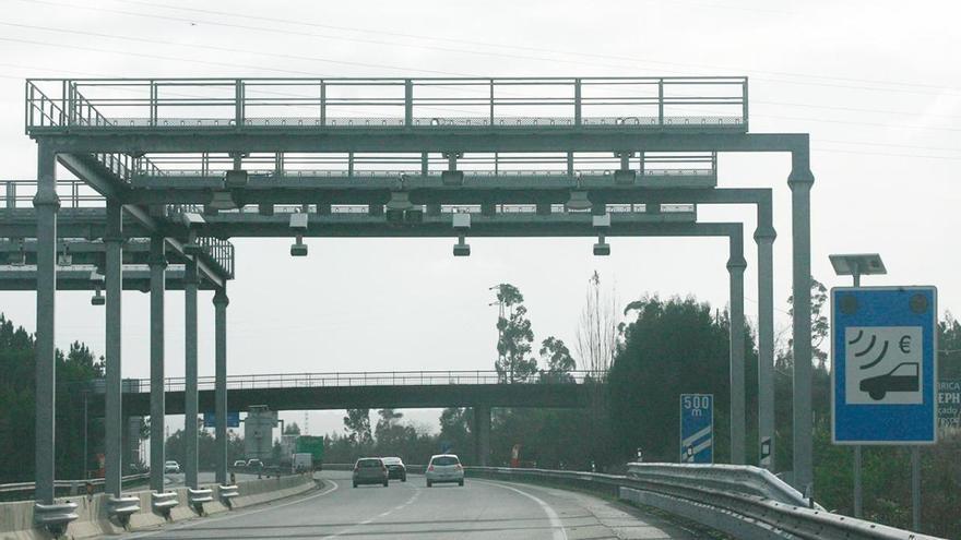 """Las autovías de Portugal estrenan un sistema de peaje """"online"""" asociado a matrículas"""