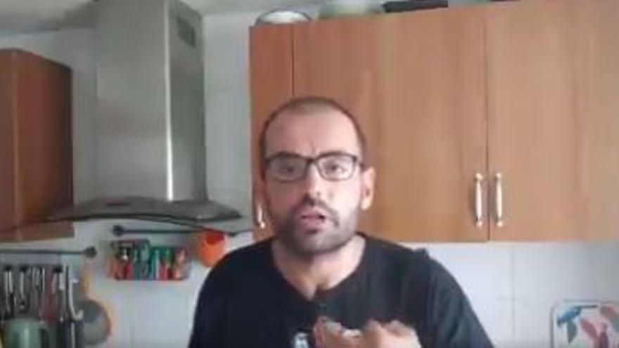 El mensaje viral del 'president' Àngel Aguiló sobre la discriminación lingüística en la sanidad pública de Baleares