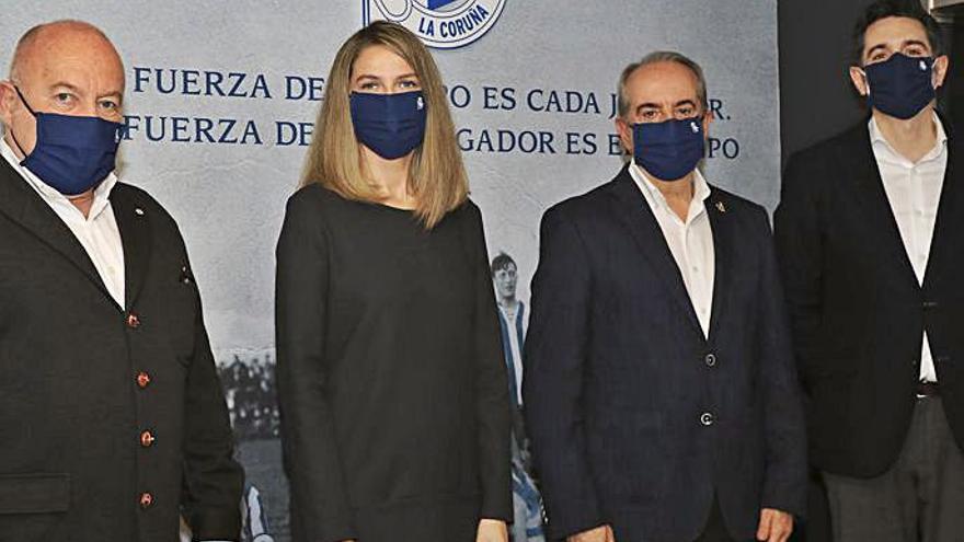 EN DIRECTO | Antonio Couceiro desvela su proyecto para el Deportivo