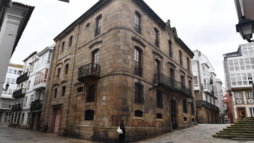 La Xunta garantiza la protección inmediata y provisional de la Casa Cornide