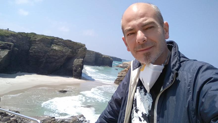 Muere Gustavo Domínguez Blanco, cámara vigués de Antena 3