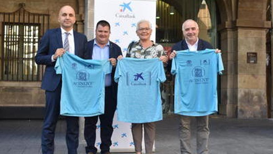 La 16a edició dels 10 km urbans de Manresa se solidaritza amb l'Alzheimer