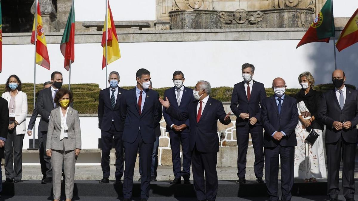 Cumbre hispanolusa en Guarda