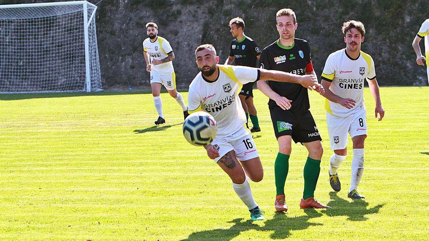 El Atlético Arnoia no se rinde y amenaza