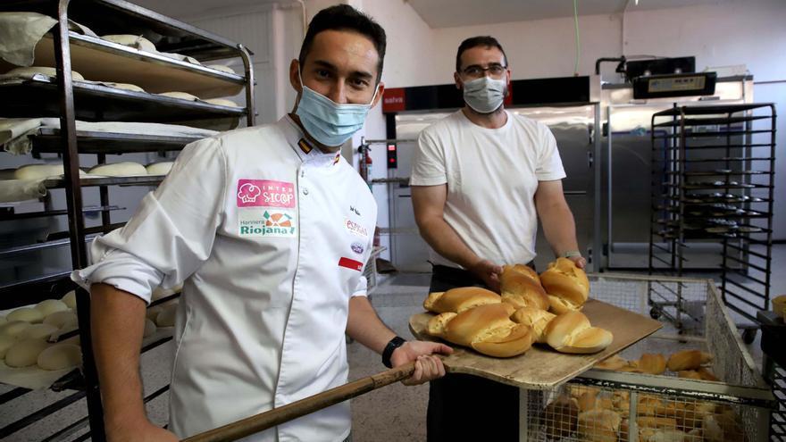 El pan cordobés compite en Europa