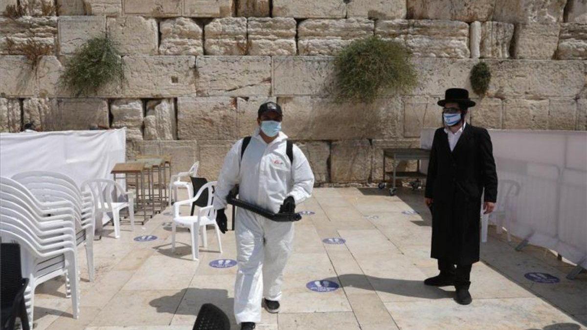 Israel empieza su tercer confinamiento