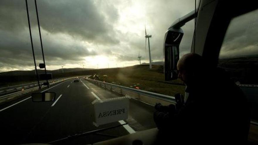 Así quiere solucionar Fomento el problema de la 'autovía fantasma' de Galicia