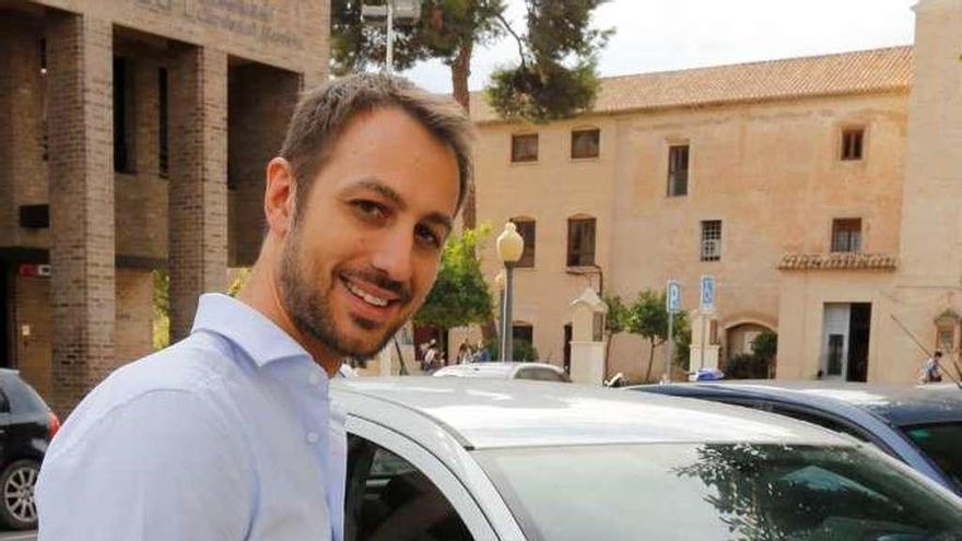 """Jaime Rodríguez de Santiago-Concha: """"El coche compartido es la forma más eficiente y más social de usar el vehículo"""""""