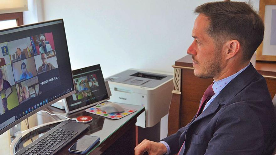 La Palma pide al Gobierno de Canarias que recupere la totalidad de los fondos del Fdcan