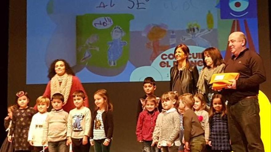 Premio MICE a Victoria y Joaquín Rodrigo