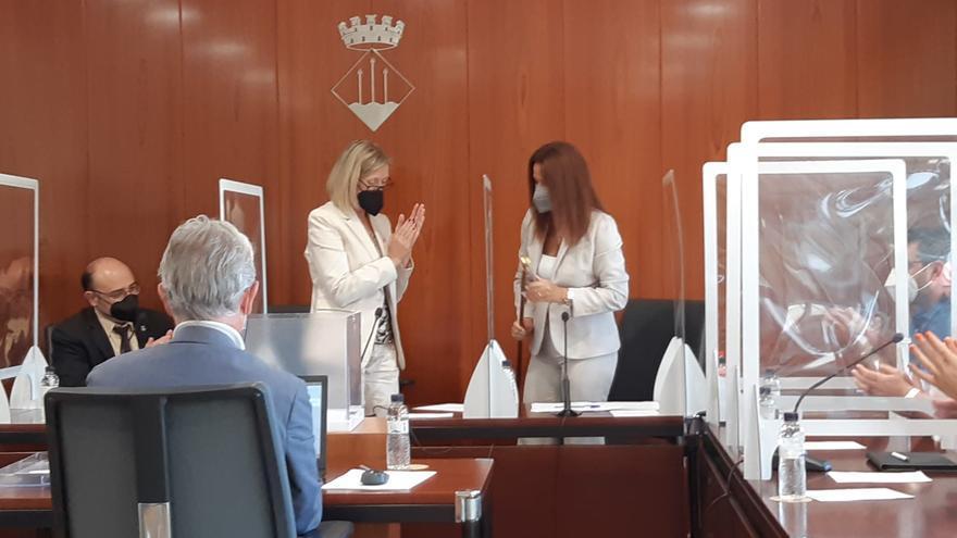 Núria Escarpanter es converteix en la primera alcaldessa de Llançà