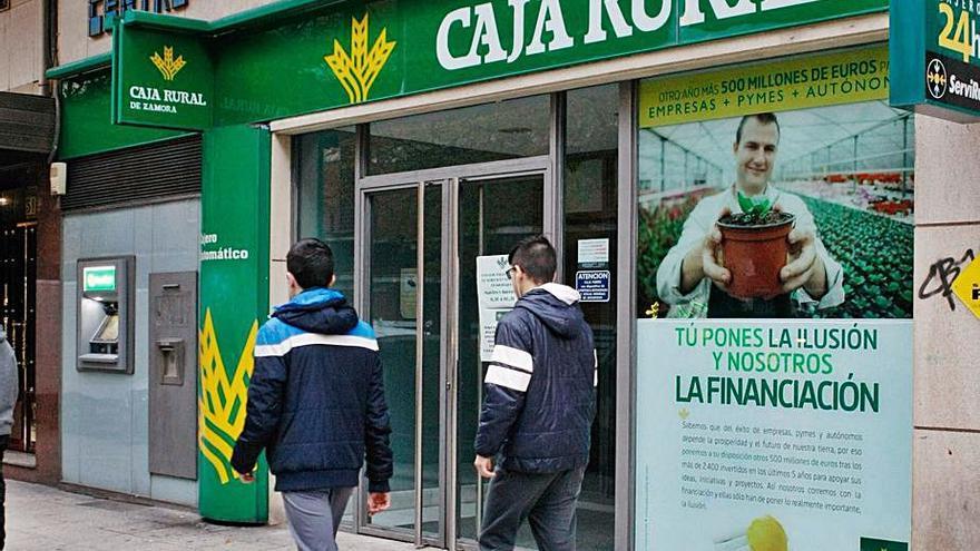 """La gestora de fondos de Caja Rural de Zamora triplica el patrimonio en """"sostenibles"""""""