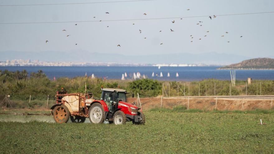 La Región apenas libera fondos europeos para la Agricultura