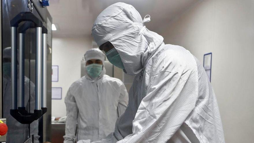 La UE intenta comprar a l'Índia 10 milions de dosis d'AstraZeneca