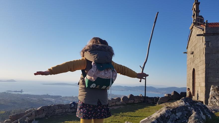 Miradores en Vigo: el monte Alba recupera su luz