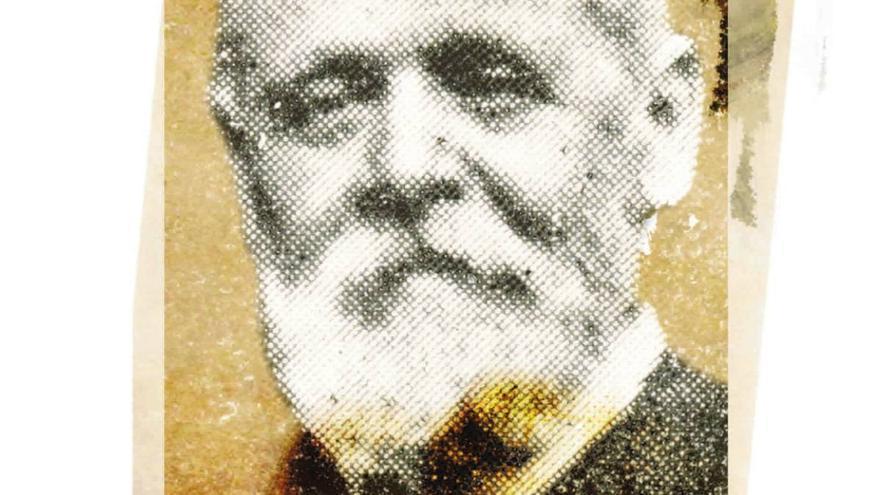 Lucas Fernández Navarro en el callejero de la capital grancanaria