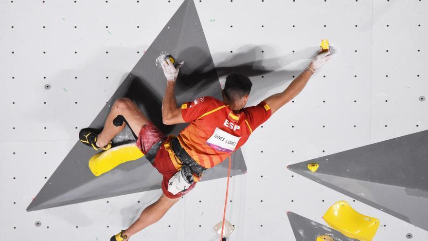 Alberto Ginés conquista la primera medalla d'or en escalada de la història olímpica
