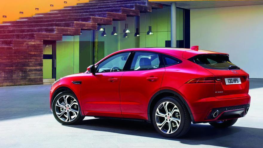 Els lectors trien al Jaguar E-PACE com el model favorit al setembre